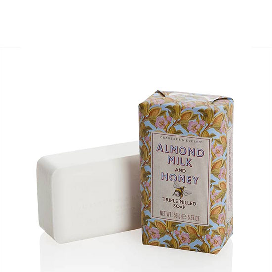 Crabtree & Evelyn Almond, Milk & Honey Triple Milled Soap