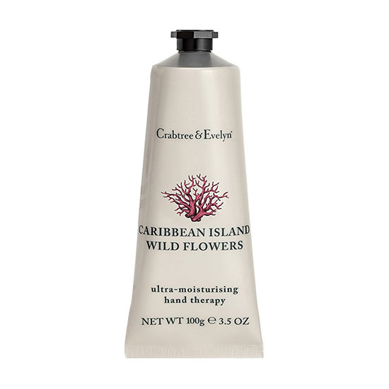 Crabtree & Evelyn Caribbean Island Wild Flower Hand Therapy
