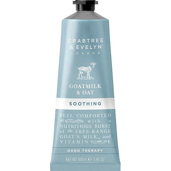 Crabtree & Evelyn Goatmilk & Oat Hand Therapy Cream 100ml