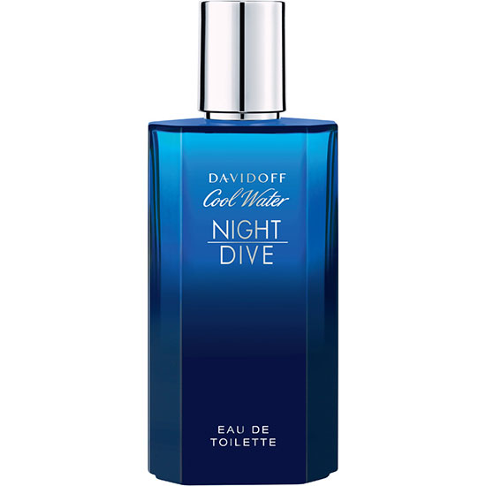 Davidoff Cool Water Night Dive Eau De Toilette Spray 75ml
