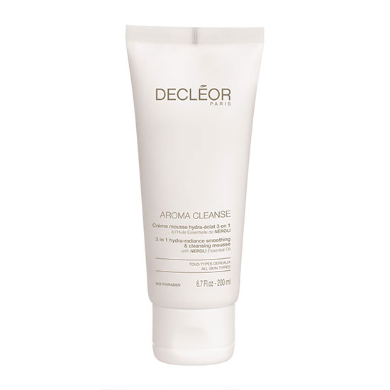 DECLÉOR Aroma Cleanse 3-in-1 Hydra Radiance Smoothing & Cleansing Mousse