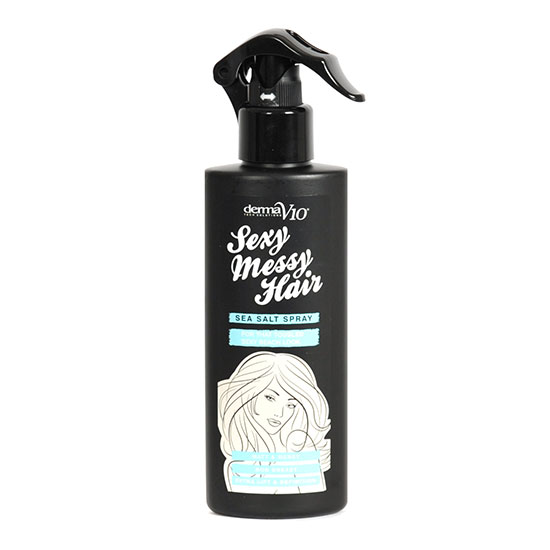 Derma V10 Sexy Messy Hair Sea Salt Spray 200ml