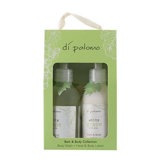 Di Palomo White Grape Bath & Body Collection Set