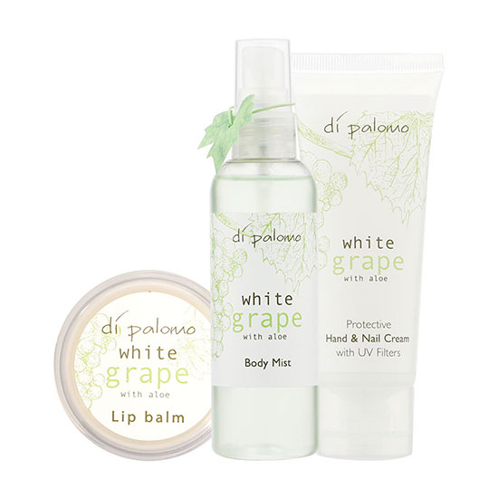 Di Palomo White Grape Treat Yourself Gift Set
