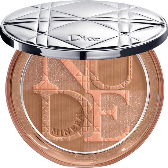 Dior Diorskin Mineral Nude Bronze Powder - Минеральная