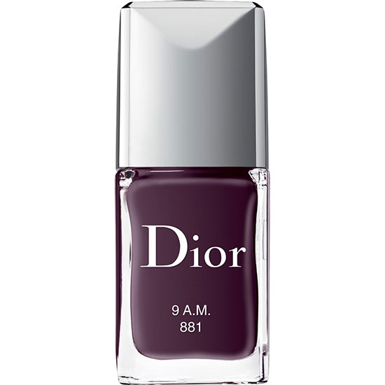 DIOR Rouge Dior Vernis Nail Lacquer 881-9 A.M.
