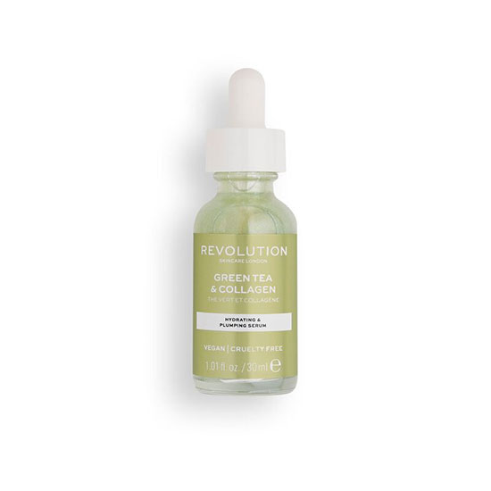 Revolution Skincare Green Tea & Collagen Serum