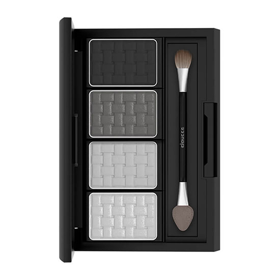 Doucce Freematic Eyeshadow Quad Chalkboard
