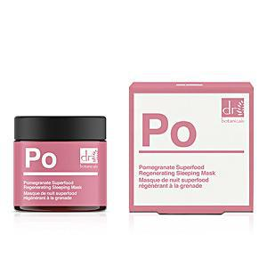 Dr Botanicals Apothecary Pomegranate Superfood Regenerating Sleeping Mask