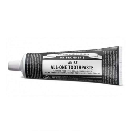 Dr Bronner's All-One Toothpaste Anise