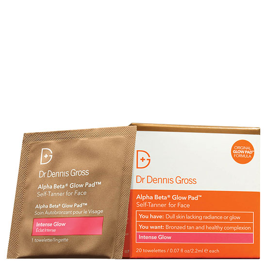 Dr Dennis Gross Skincare Alpha Beta Glow Pad Intense Glow Pack of 20