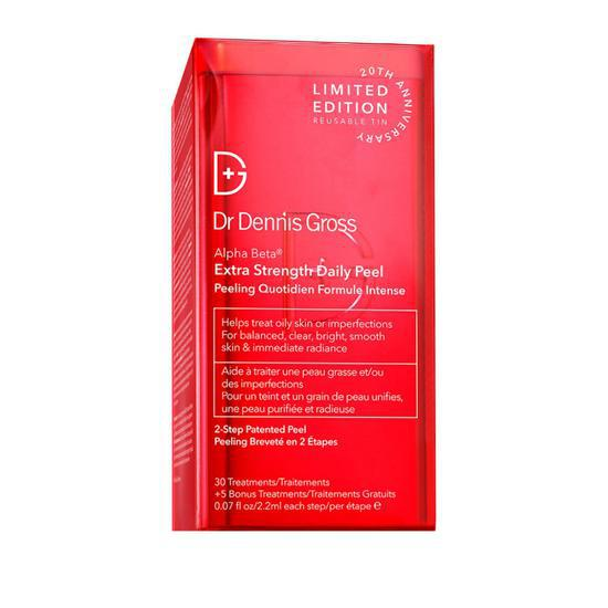 Dr Dennis Gross Skincare 20th Anniversary Alpha Beta Extra Strength Peel Pack of 35