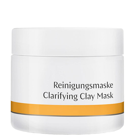 Dr Hauschka Face Care Clarifying Clay Mask Pot 90g