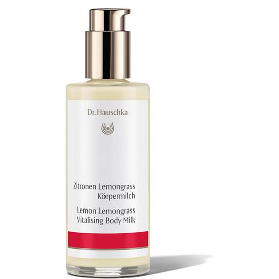 Dr Hauschka Lemon Lemongrass Vitalising Body Milk 145ml