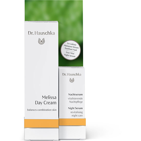 Dr Hauschka Melissa Care Concept Skin Care Kit