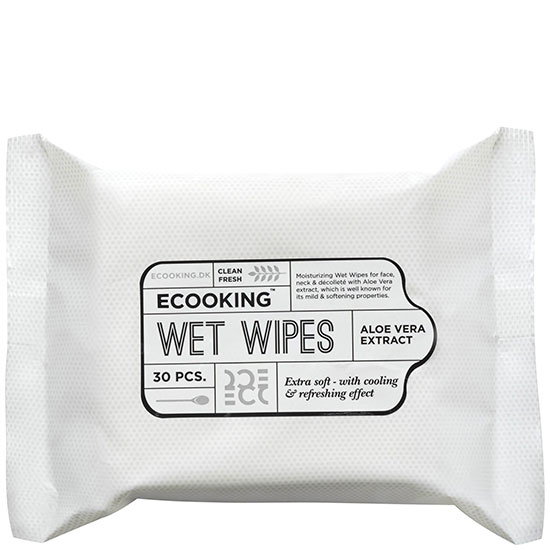 Ecooking Wet Wipes Pack Of 30