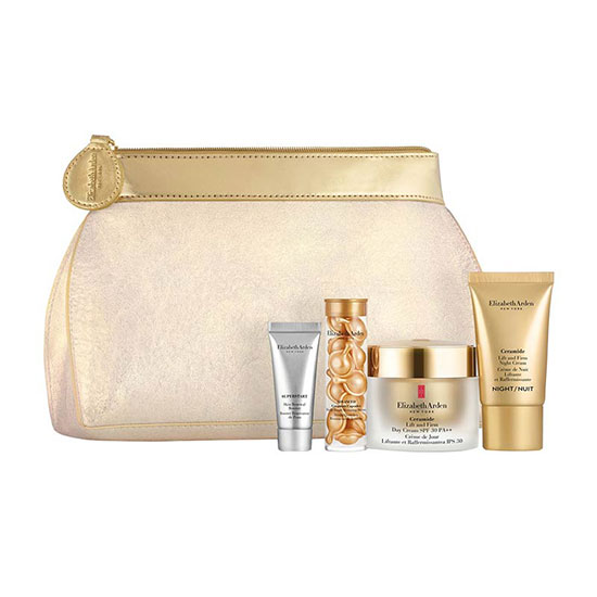 Elizabeth Arden Ceramide Lift & Firm Moisture Holiday Set