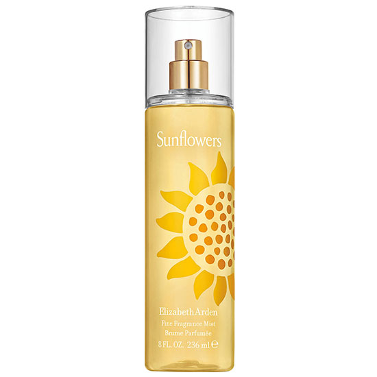 Elizabeth Arden Sunflowers Fragrance Mist 236ml