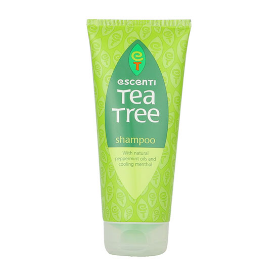 Escenti Tea Tree Shampoo 200ml