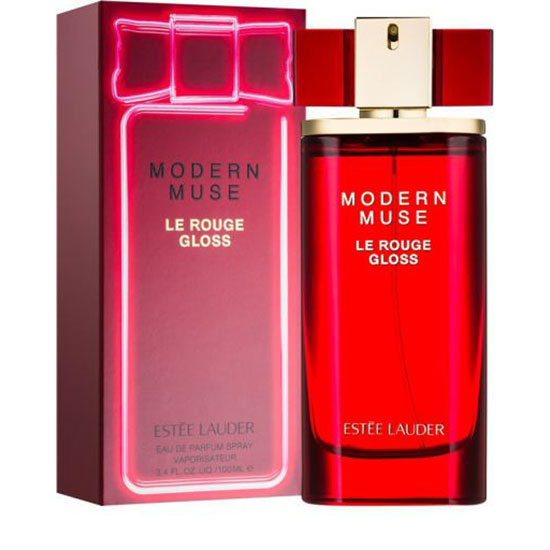 Estee Lauder Modern Muse Le Rouge Gloss Eau De Parfum Spray 100ml