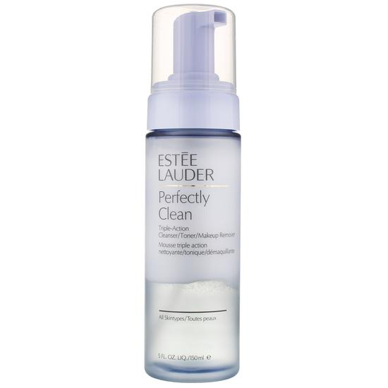 Estee Lauder Perfectly Clean Triple Action Cleanser Toner & Makeup Remover 150ml