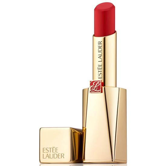 Estée Lauder Pure Colour Desire Matte Lipstick Lead On Bite Back