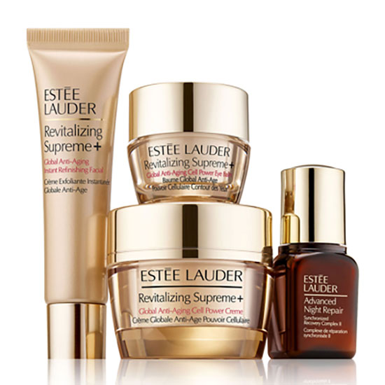 Estée Lauder The Glow Authorities Starter Sets