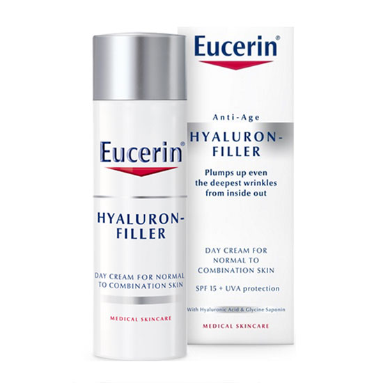 Eucerin Anti-Age Hyaluron-Filler Day Cream Light SPF 15