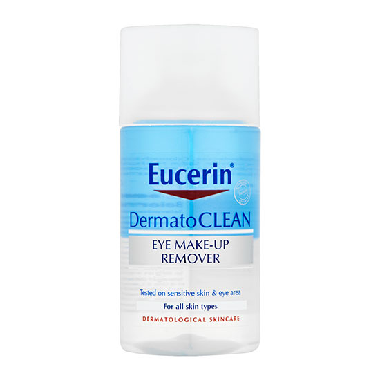 Eucerin DermatoCLEAN Eye Makeup Remover 125ml