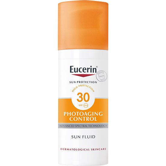 Eucerin Sun Face Anti-Age Fluid SPF30 50ml