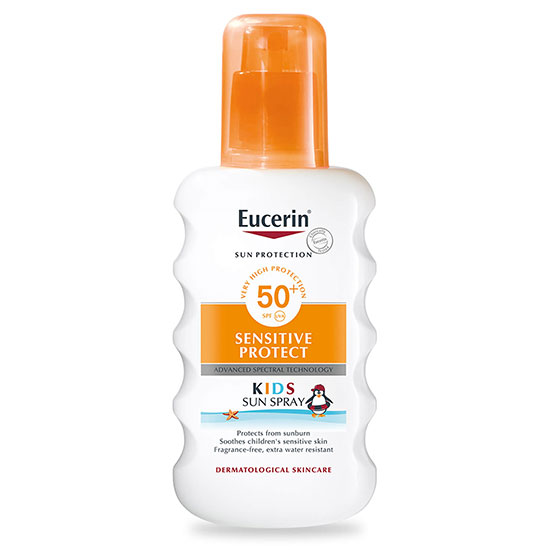 Eucerin Sun Protection Kids Sun Spray 50+ Very High
