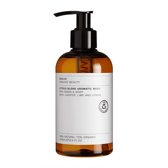 Evolve Beauty Citrus Blend Aromatic Wash 250ml