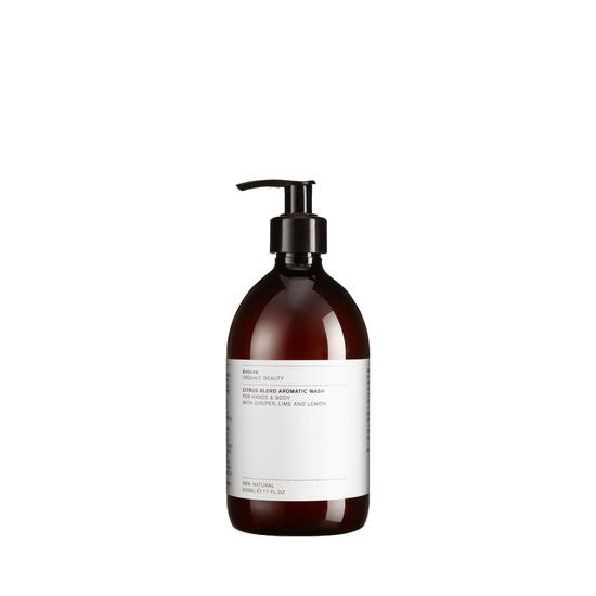 Evolve Beauty Citrus Blend Aromatic Wash For Hands & Body 500ml