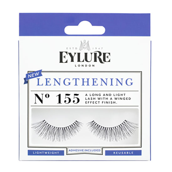 Eylure Strip Eyelashes Lengthening 155