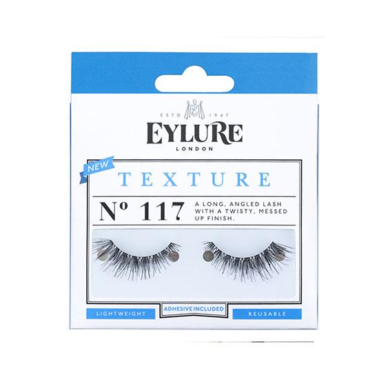 53232f32476 Eylure Strip Eyelashes Texture No. 117 | Cosmetify