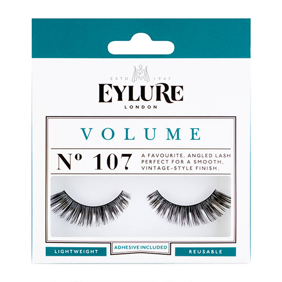 Eylure Strip Eyelashes Volume Petite No. 107