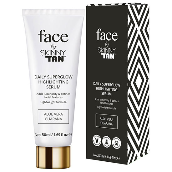 Face by Skinny Tan Superglow Highlighting Serum