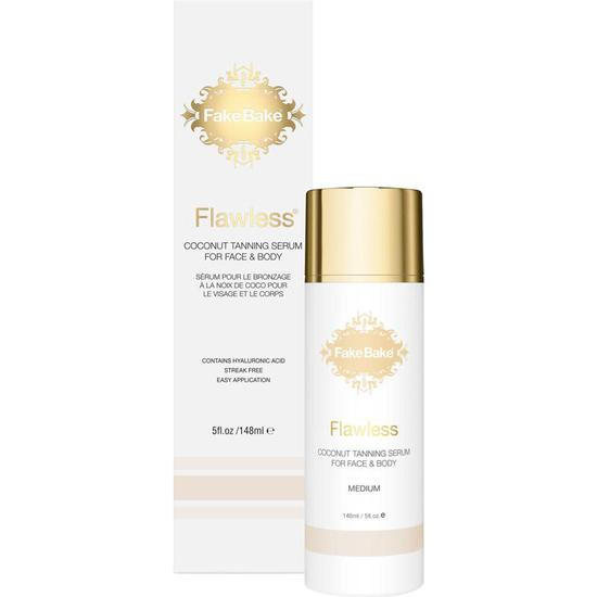 Fake Bake Flawless Coconut Face & Body Tanning Serum