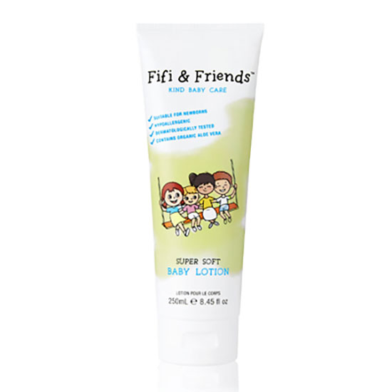 Fifi & Friends Super Soft Baby Lotion 250ml