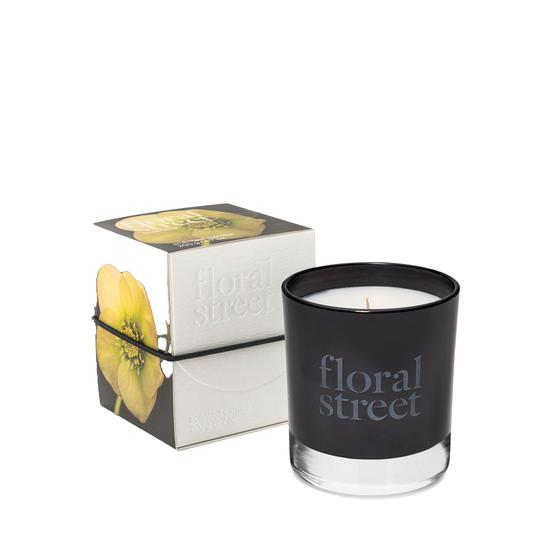FLORAL STREET Fireplace Candle 200g