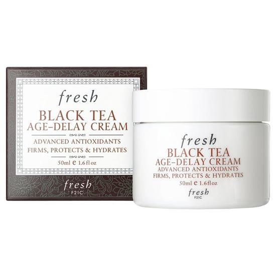 Fresh Black Tea Age Delay Cream 50ml