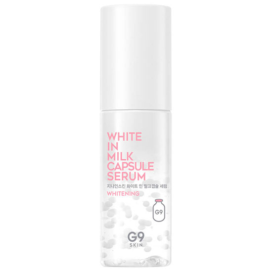 G9SKIN White In Milk Capsule Serum