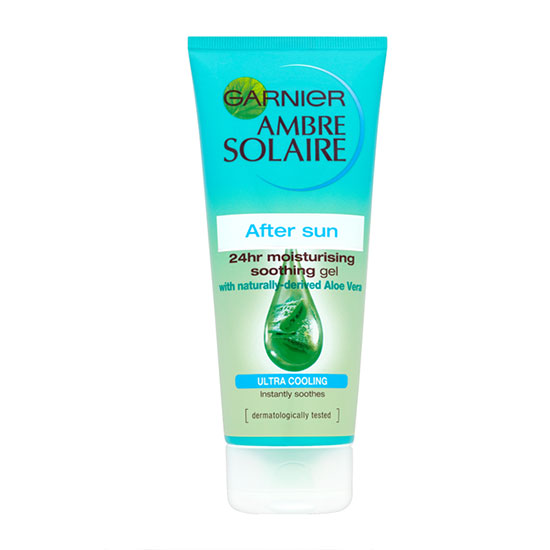 Garnier Ambre Solaire After Sun 24h Moisturising Soothing Gel