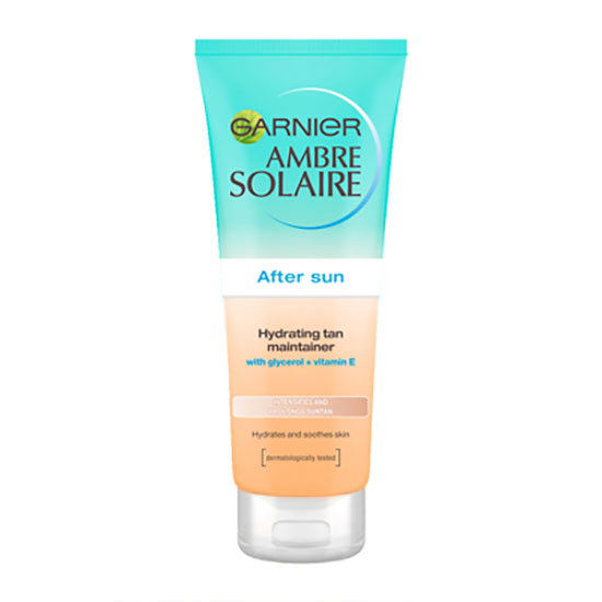 Garnier Ambre Solaire Aftersun Hydrating Tan Maintainer