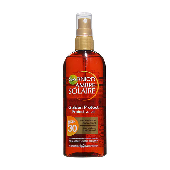 Garnier Ambre Solaire Golden Protect Oil Spray SPF30