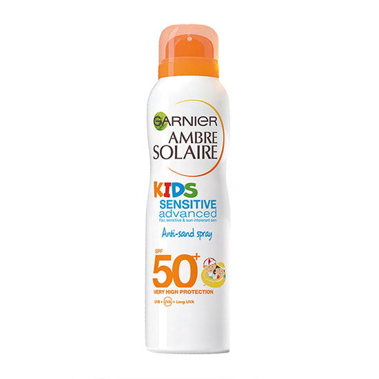Ambre Solaire Kids Anti Sand Spray SPF50 200ml