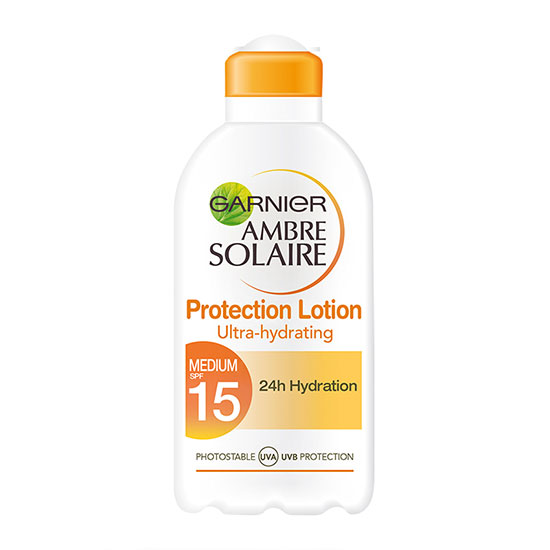 Ambre Solaire Ultra Hydrating Sun Cream SPF15 200ml
