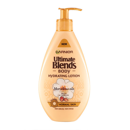 Garnier Body Ultimate Blends Hydrating Lotion