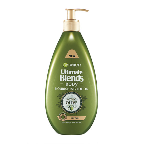Garnier Body Ultimate Blends Nourishing Lotion