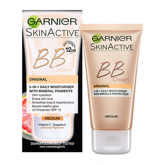 Garnier Miracle Skin Perfector Daily All-In-One B.B. Cream - Light 50ml